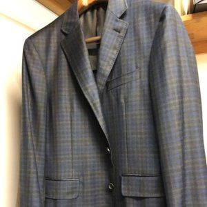 Canali Sport Coat - Model: 23270 L 7 C -Size: 52 C